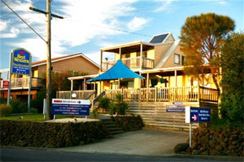 Best Western Great Ocean Road Motor Inn - Accommodation Sunshine Coast