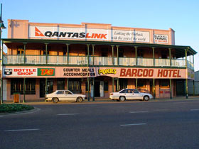 Barcoo Hotel - Accommodation Sunshine Coast