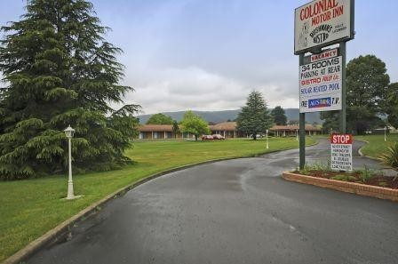 Colonial Motor Inn - Lithgow - Accommodation Sunshine Coast