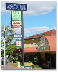 City Sider Motor Inn - Accommodation Sunshine Coast