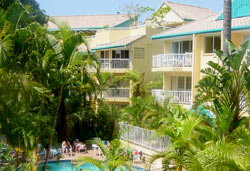 Cascade Gardens Apartments - Accommodation Sunshine Coast
