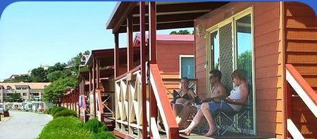 Brighton Caravan Park And Holiday Village - Accommodation Sunshine Coast