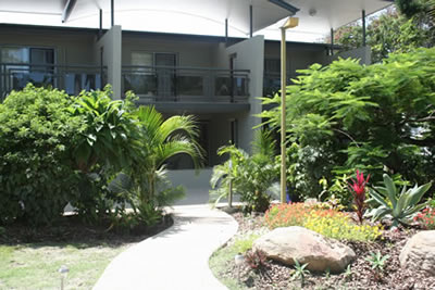 Apartments  Toolooa Gardens Motel - Accommodation Sunshine Coast