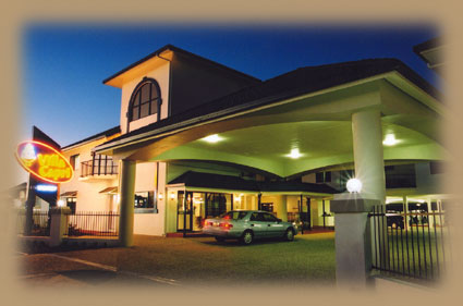 Villa Capri Rockhampton - Accommodation Sunshine Coast