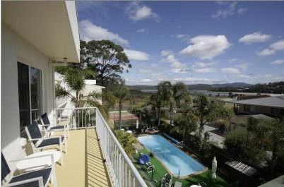 Apollo Apartments - Accommodation Sunshine Coast