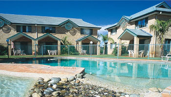 Aqua Villa Resort - Accommodation Sunshine Coast