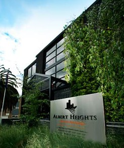 Albert Heights Serviced Apartments - Accommodation Sunshine Coast