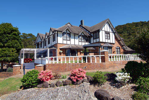 Springbrook Mountain Manor - Accommodation Sunshine Coast