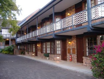Montville Mountain Inn - Accommodation Sunshine Coast