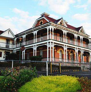 Old England Hotel - Accommodation Sunshine Coast
