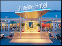 Shoreline Hotel - Accommodation Sunshine Coast