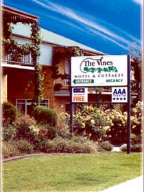 The Vines - Accommodation Sunshine Coast