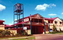 Dalby Homestead Motel - Accommodation Sunshine Coast