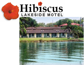 Hibiscus Lakeside Motel