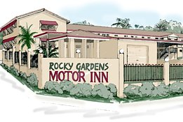 Rocky Gardens Motor Inn - Accommodation Sunshine Coast