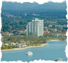 Crystal Bay Resort - Accommodation Sunshine Coast
