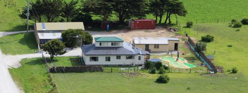 King Island Golf and Surf Accommodation