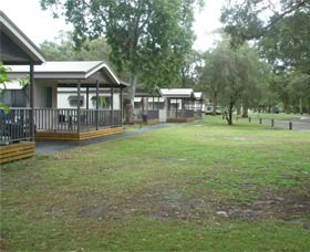 Beachfront Caravan Park - Accommodation Sunshine Coast