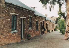 Burra Heritage Cottages - Tivers Row - Accommodation Sunshine Coast