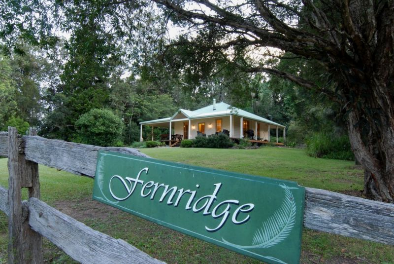 Fernridge Farm Cottage - Accommodation Sunshine Coast
