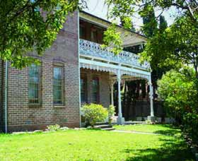Old Rectory Bed And Breakfast Guesthouse - Sydney Airport - Accommodation Sunshine Coast