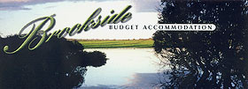 Brookside Budget Accommodation amp Chalets