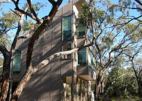 Aquila Eco Lodges - Accommodation Sunshine Coast