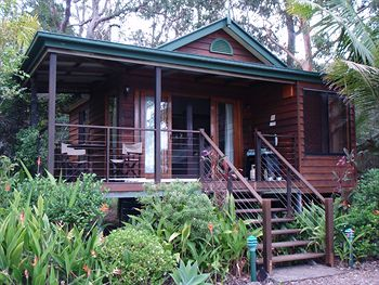 Lake Weyba Cottages Noosa - Accommodation Sunshine Coast