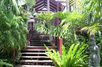Maleny Tropical Retreat Balinese Bampb - Accommodation Sunshine Coast