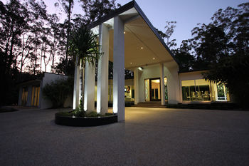 Samara Rain Forest Retreat & Spa - Accommodation Sunshine Coast