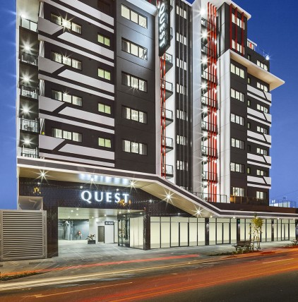 Quest Woolloongabba - Accommodation Sunshine Coast
