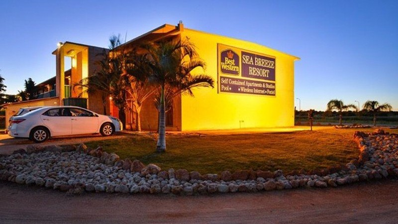 BEST WESTERN Sea Breeze Resort - Accommodation Sunshine Coast