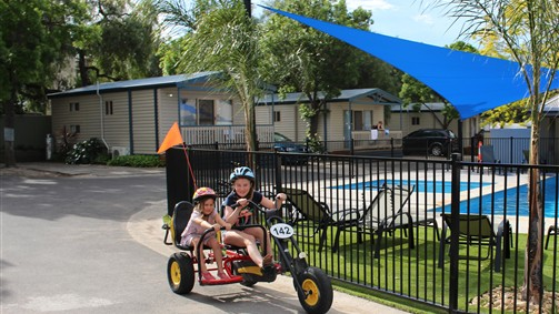 Barwon River Tourist Park - Accommodation Sunshine Coast