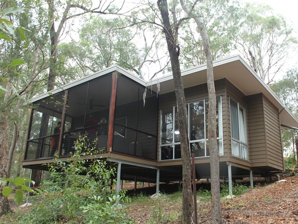 Mt Cotton Eco Cabins - Accommodation Sunshine Coast