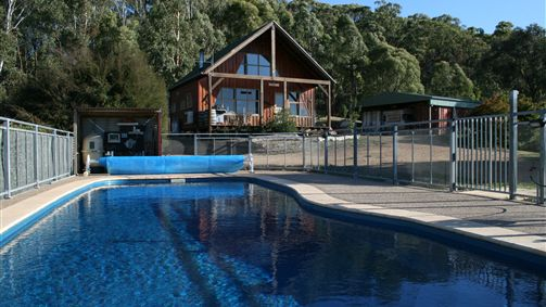 Karoonda Olive Grove Retreat at Mt Buffalo Olives - Accommodation Sunshine Coast