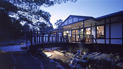 Shizuka Ryokan Japanese Country Spa  Wellness Retreat - Accommodation Sunshine Coast