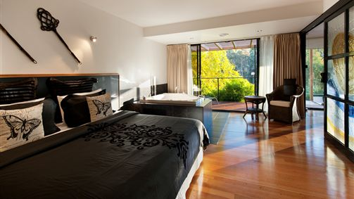 Springs Spa Villa - Accommodation Sunshine Coast