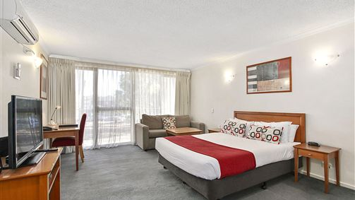 Quality Inn and Suites Knox - Accommodation Sunshine Coast