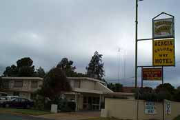 Acacia Golden Way Motel - Accommodation Sunshine Coast