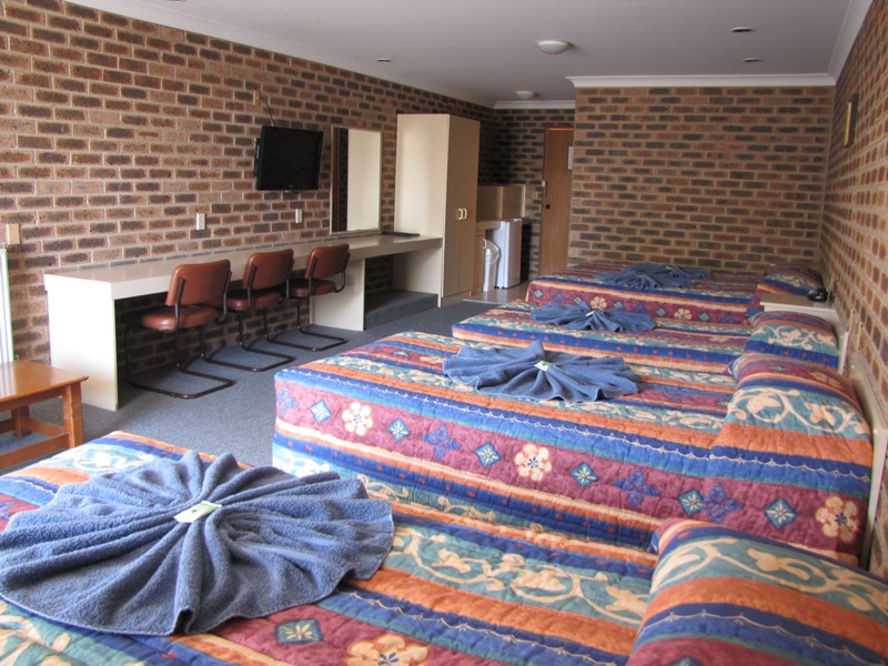 Big Trout Motor Inn - Accommodation Sunshine Coast