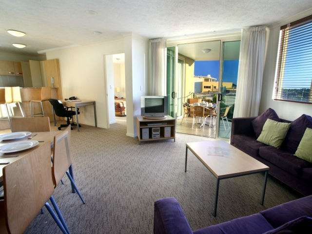 Caloundra Central Apartment Hotel - Accommodation Sunshine Coast