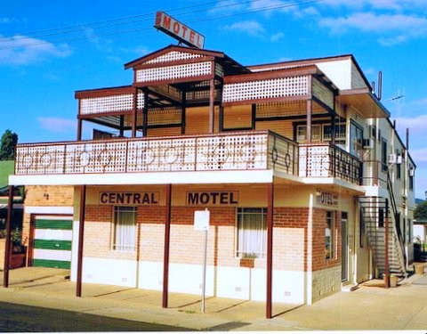 Central Motel - Accommodation Sunshine Coast