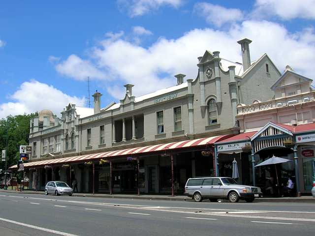 Commercial Hotel Camperdown - Accommodation Sunshine Coast