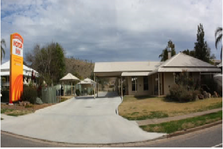 Country Roads Motor Inn - Gayndah - Accommodation Sunshine Coast