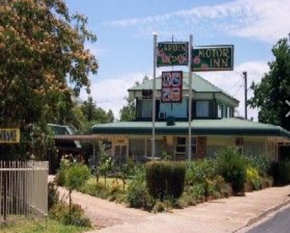 Garden Court Motor Inn - Accommodation Sunshine Coast