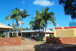 Motel Childers - Accommodation Sunshine Coast