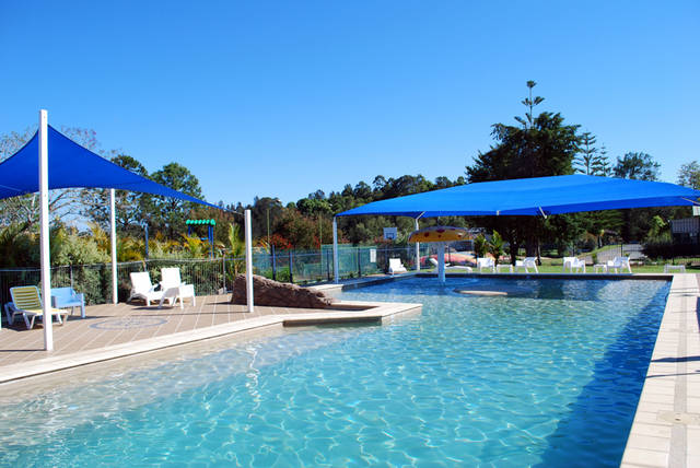 Nambucca River Tourist Park - Accommodation Sunshine Coast