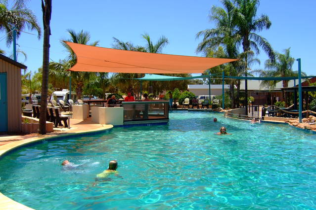 Ningaloo Caravan  Holiday Resort - Accommodation Sunshine Coast