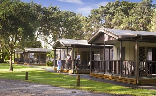 North Coast Holiday Parks Beachfront - Accommodation Sunshine Coast