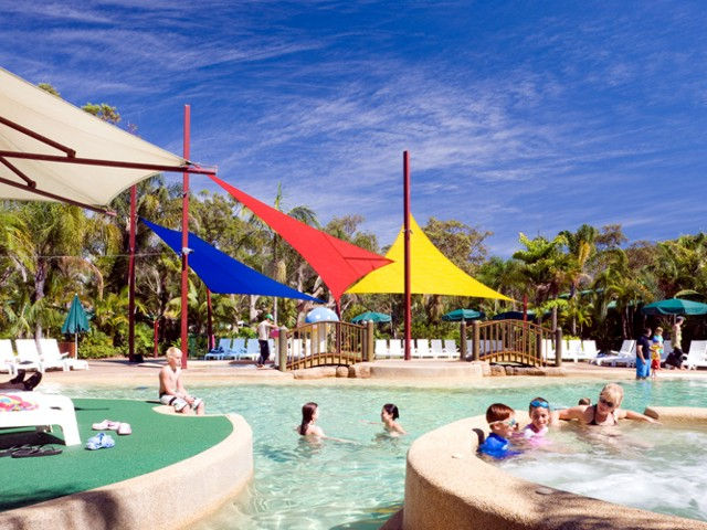 NRMA Ocean Beach Holiday Park - Accommodation Sunshine Coast
